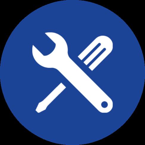 Icon zur Wartung Ihrer IT