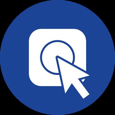 Icon zur Programmierung von Webapps