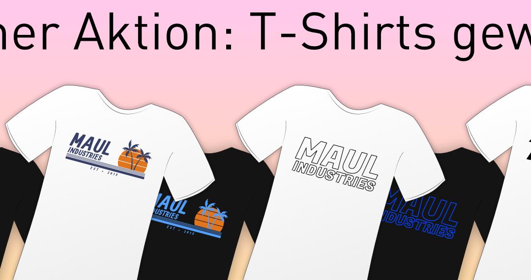 Sommerliche T-Shirts