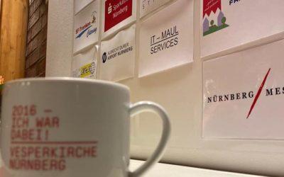 Vesperkirche Nürnberg – Kundenreferenz und Impressionen